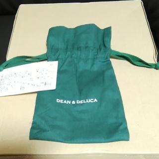 ディーンアンドデルーカ(DEAN & DELUCA)のディーン&デルーカ DEAN&DELUCA 巾着 グリーン 小物入れ(小物入れ)