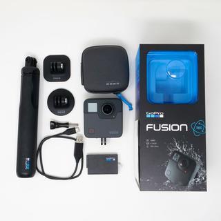 GoPro - GoPro Fusion アクションカメラ 360度カメラ