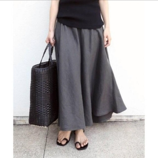 DEUXIEME CLASSE - アササルファーゾメスカート 36