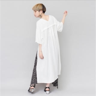 OSMOSIS - オズモーシス完売 バックロングTシャツ新品タグつき