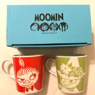 Little Me - ムーミン リトルミィ スナフキン マグカップ セット