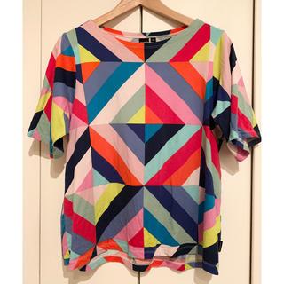 マリメッコ(marimekko)のTシャツ UNIQLO×marimekko XL(Tシャツ(半袖/袖なし))
