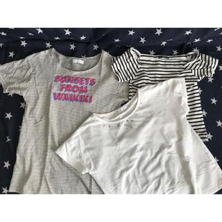 イーハイフンワールドギャラリー(E hyphen world gallery)のMサイズ Tシャツ 3枚(Tシャツ(半袖/袖なし))
