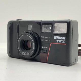 【完動品】Nikon TW2D フィルムカメラ