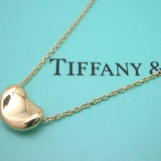 Tiffany & Co. - tiffany ビーンズ ゴールド