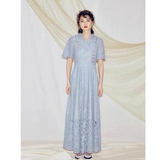 パメオポーズ(PAMEO POSE)のPAMEO POSE パメオポーズ Mandarin Button ドレス(ロングワンピース/マキシワンピース)