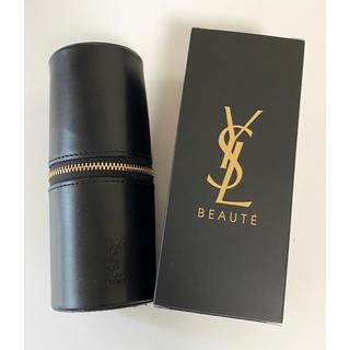 Yves Saint Laurent Beaute - 新品 ♡ ysl イヴサンローラン ブラシ ポーチ セット