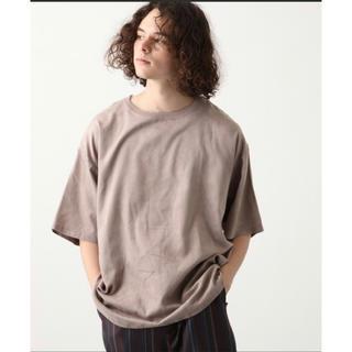 ハレ(HARE)のHARE 新品未使用 ヌバックカットソー(Tシャツ/カットソー(半袖/袖なし))