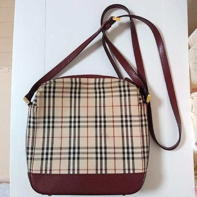 BURBERRY(バーバリー)のバーバリー ポシェット レディースのバッグ(ショルダーバッグ)の商品写真