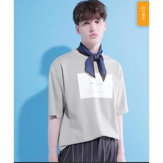 ハレ(HARE)の新品 エマクローズ ボックスロゴデザインカットソー(Tシャツ/カットソー(半袖/袖なし))