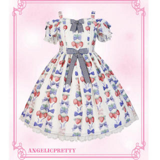 Angelic Pretty - strawberry doll セット