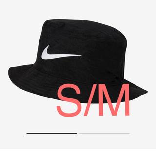 STUSSY - Nike Stussy バケットハット S/M ブラック 黒