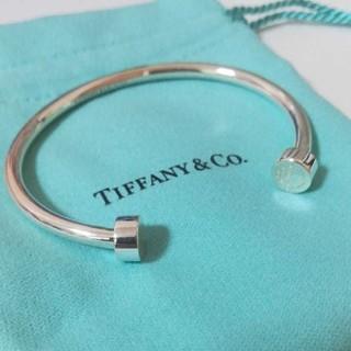 Tiffany & Co. - ティファニー シルバー バングル