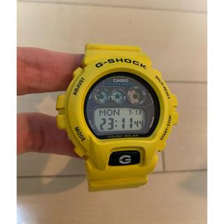 ジーショック(G-SHOCK)のG-SHOCK G-6900A タフソーラー 黄色イエロー(腕時計(デジタル))