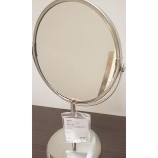 イケア(IKEA)の新品【IKEA】TRENSUM⭐イケアのお店だけ数量限定⭐卓上鏡*人気です*(卓上ミラー)