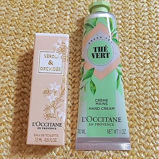 L'OCCITANE - ロクシタン ハンドクリーム&トワレ