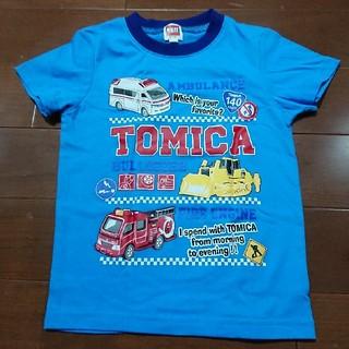 Takara Tomy - 中古  トミカTシャツ110
