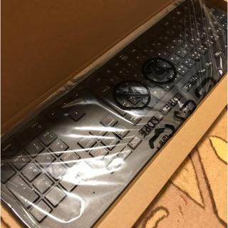 ヒューレットパッカード(HP)の新品未使用 hp 有線キーボード(PC周辺機器)