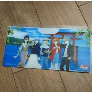 JR - 【同梱200円】エヴァンゲリオンのマスクケース(JTB時刻表2020年5月号付録