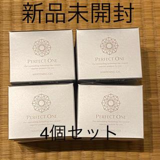 パーフェクトワン(PERFECT ONE)のパーフェクトワン 薬用ホワイトニングジェル 75g 4個セット(オールインワン化粧品)