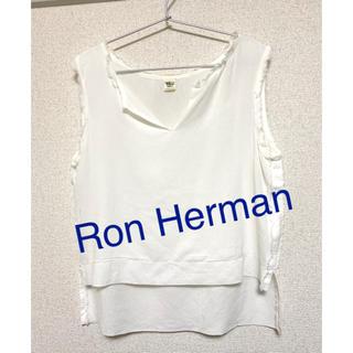ロンハーマン(Ron Herman)のロンハーマン  ノースリーブ ブラウス(シャツ/ブラウス(半袖/袖なし))