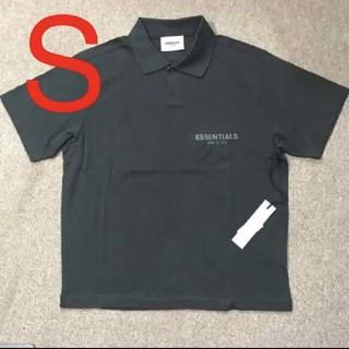 フィアオブゴッド(FEAR OF GOD)の新品未使用❗️FOG ESSENTIALS ポロシャツ 2020ss(ポロシャツ)
