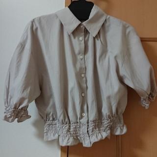 JILLSTUART - JILLSTUART レオンシャツ