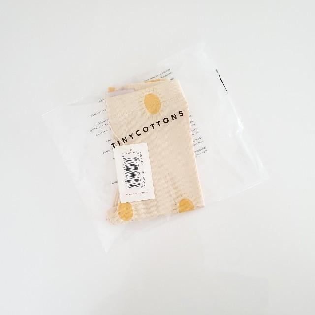 こどもビームス(コドモビームス)のtinycottons タイニーコットンズレギンス キッズ/ベビー/マタニティのベビー服(~85cm)(パンツ)の商品写真