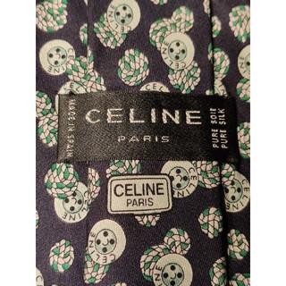セリーヌ(celine)の【CELINE】ネクタイ お洒落な総柄(ネクタイ)