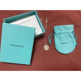 Tiffany & Co. - 名古屋ウィメンズマラソン2020 ティファニー ネックレス