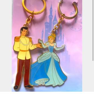 ディズニー(Disney)のシンデレラ キーホルダー(キーホルダー)