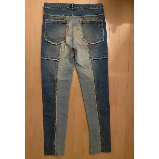 UNDERCOVER(アンダーカバー)の【美品】John UNDERCOVER デニムパンツ メンズのパンツ(デニム/ジーンズ)の商品写真