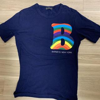 バーニーズニューヨーク(BARNEYS NEW YORK)のバーニーズニューヨーク🌈限定ビックロゴT(Tシャツ(半袖/袖なし))
