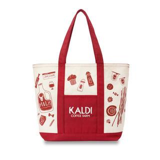 カルディ(KALDI)のカルディ 福袋バック 2点(トートバッグ)