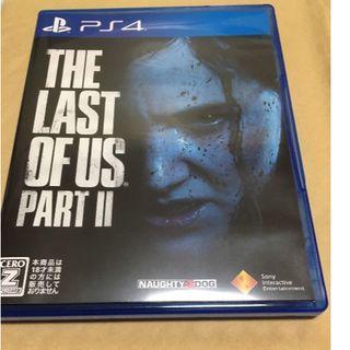 ソニー(SONY)のThe Last of Us Part II(ラスト・オブ・アス パートII)(家庭用ゲームソフト)