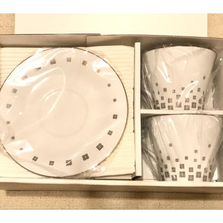 GIVENCHY - ジバンシイ カップ ソーサー ガラス皿