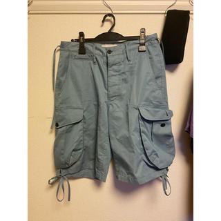 ジョンローレンスサリバン(JOHN LAWRENCE SULLIVAN)のsugarhill 20ss army shorts ハーフパンツ ショーツ(ショートパンツ)