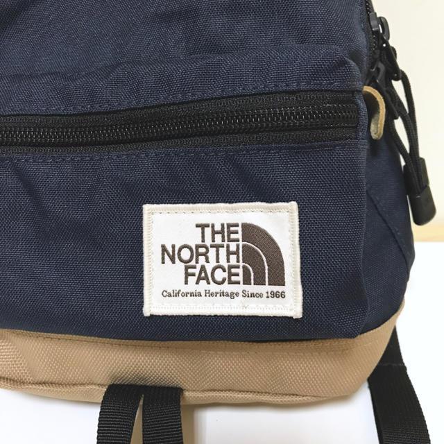 THE NORTH FACE(ザノースフェイス)のザ・ノースフェイス バークレー ミニ 7L UN(アーバンネイビー) キッズ/ベビー/マタニティのこども用バッグ(リュックサック)の商品写真