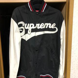 Supreme - supreme スタジャン