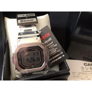 カシオ(CASIO)の新品未使用] GMW-B5000D-1JF G-SHOCK 国内正規品 シルバー(腕時計(デジタル))