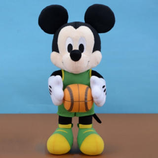Disney - ミッキーマウス スペシャルスポーツ バスケットボール