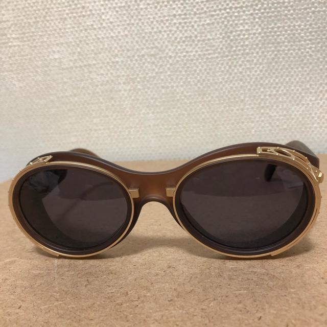 Jean-Paul GAULTIER(ジャンポールゴルチエ)のジャンポールゴルチエ  サングラス メンズのファッション小物(サングラス/メガネ)の商品写真