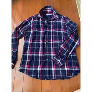 シップス(SHIPS)のSHIPS メンズチェックシャツ L(シャツ)