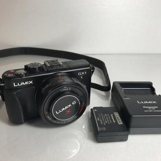 Panasonic - Panasonic DMC-GX1 14-42mm レンズキット