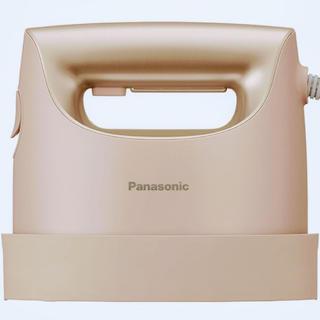 Panasonic - 値引対応可!パナソニック スチームアイロン大型タンクモデル ピンクゴールド