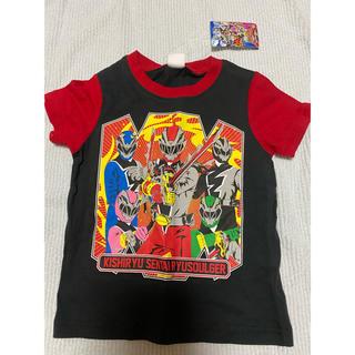 バンダイ(BANDAI)のリュウソウジャー Tシャツ タグつき新品(Tシャツ/カットソー)