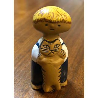 リサラーソン(Lisa Larson)のリサラーソン ペレ ガチャ フィギュア ファブリカ ねこ 猫 ネコ 置物 (その他)