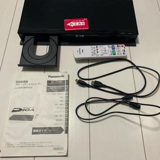 Panasonic - Panasonic DIGA ブルーレイレコーダー
