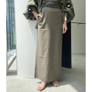 アパルトモンドゥーズィエムクラス(L'Appartement DEUXIEME CLASSE)のアパルトモン: Grosgrain Tight スカート(ロングスカート)