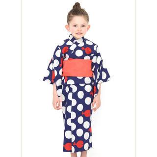 Design Tshirts Store graniph - グラニフ きんぎょがにげた 浴衣 100センチ 五味太郎